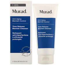 Murad Time Release Acne Blemish Cleanser 6.75oz New Sealed