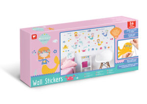 Walltastic Kinder Sticker Meerjungfrau