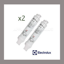 2 x 807946705 GENUINE ELECTROLUX & WESTINGHOUSE FRIDGE WATER FILTER, EPTWFU01