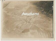 Foto Frankreich Fliegertruppe-Luftbild 1.WK (t561)