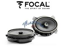 FOCAL IC 690TOY 2-Way COAXIAL SPEAKERS KIT 6x9 in. DEDICATED TOYOTA PLUG & PLAY