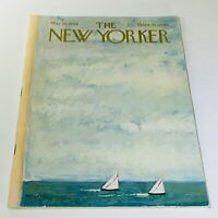 The New Yorker: May 28 1966 Full Magazine/Theme Cover Abe Birnbaum