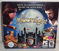 Moonlight VIVA Media Magic Encyclopedia PC CD-ROM Software & Sky Kingdoms Exc.