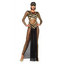 Leg Avenue Costume Déesse Egyptienne Noir/or Taille M
