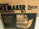 IM-3 Automatic Ice Maker Installation Kit for GE/HOTPOINT/RCA  New In Open Box photo