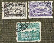 Single Indian Stamps (Pre-1947)