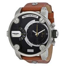 Diesel Men 51mm Little Daddy Chronograph Dual Time Strap Watch DZ7264