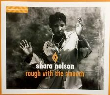 Shara Nelson - Rough With The Smooth (CD 1995) 6 Track Maxi CD with mixes