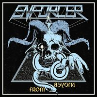 ENFORCER - FROM BEYOND  CD 10 TRACKS NEU