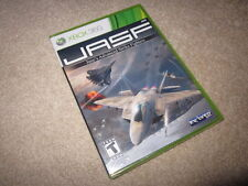 JASF: Jane's Advanced Strike Fighters (Xbox 360/One/X) brand new & SEALED