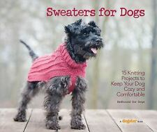 SWEATERS FOR DOGS - HUMPHREYS, DEBBIE - NEW HARDCOVER BOOK