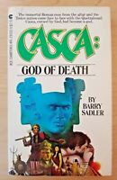 Casca: God of Death by Barry Sadler (Casca #2, Ace Charter paperback)