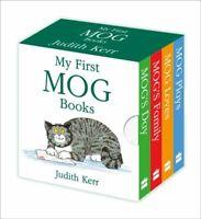 My First Mog Books NEU Kerr Judith