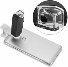 Cellphone Microscope Magnifier With Led Microscope Lens