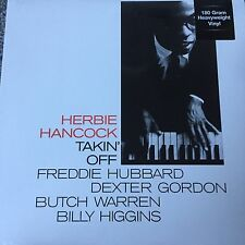 HERBIE HANCOCK - TAKIN / TAKING OFF 180g VINYL LP ALBUM BRAND NEW SEALED