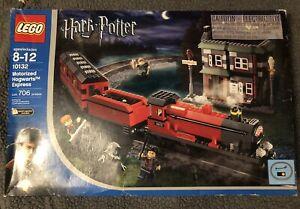 LEGO Harry Potter Motorized Hogwarts Express  (10132) Bags Sealed in Open Box