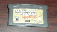 Nintendo GBA. Monster Truck Madness. AGB-BMTE-USA
