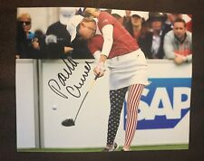 Paula Creamer Signed 8 x 10 Photo Lpga Golf  Autographed