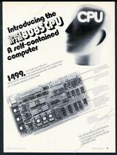Vintage Intel C3106 RAM NOS New Old Stock