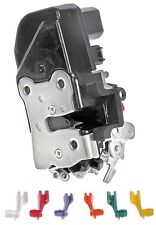 Dodge Ram Front L Door Lock Actuator Integrated with Latch Dorman 931-636