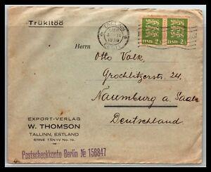 GP GOLDPATH: ESTONIA COVER 1930 _CV636_P06
