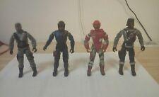 Vintage GI Joe 3. 75 Inch Action Figures! Firefly Alley Viper!Yo Joe!