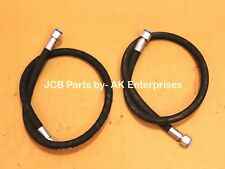 HOSE 1/2BSP X 1100, SET OF 2 PCS. (PART NO. 613/05400) - JCB PARTS NEW