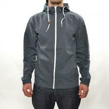 ANIMAL JACKET. Men's Lightweight Hooded Jacket. Ombre (Blue) RRP £60