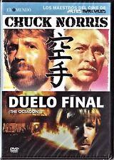 Maestros cine artes marciales: DUELO FINAL de Eric Karson. Edición diarios.