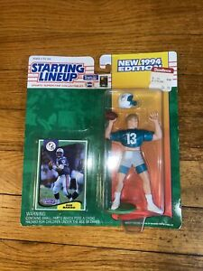 Starting Lineup 1994 Dan Marino NFL Miami Dolphins