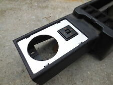 LRB Speed 86-91 FC Cup Holder RX7 Center Console Switch Trim Panel Mirror Switch