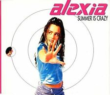 Alexia summer is Crazy (1996, #zyx8357) [Maxi-CD]