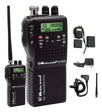 Brand New Midland 75-822 40 Channel CB-Way Radio w/Mobile Converter Kit