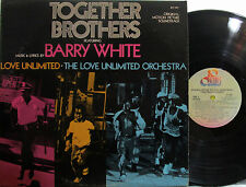 Together Brothers (Soundtrack) Barry White, Love Unlimited, Love Unlimited Orch.