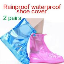 Shoe Waterproof Covers Protector Shoes Boot Cover Rain High Top Anti Slip Unisex