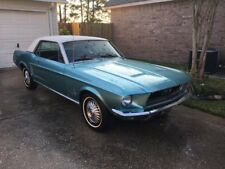 1968 Ford Mustang Original Trim