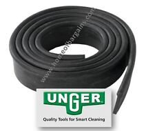Genuine Original Unger Window Cleaning Squeegee Replacement Rubber FREE Postage