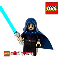 LEGO MINIFIGURE • STAR WARS lego Barriss Offee LIGHTSABER 75206 sw0909 NEW
