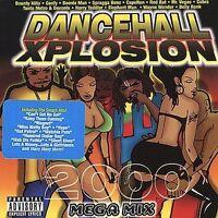 Various Artists : Dancehall Xplosion 2000 CD