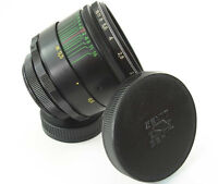 ⭐SERVICED⭐ HELIOS 44-2 58mm f/2 Russian Lens M42 Canon Sony A NEX Lumix Olympus