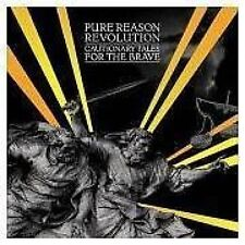Pure Reason Revolution Cautionary Tales For The Brave CD NEW SEALED 2005