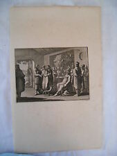 Théodore de BRY - [Petits Voyages] - Réception dans un palais - Voyage en Orient
