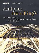Anthem's For King's - English Choral Favorites (DVD, 2002)