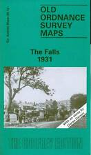 Vieux Ordnance Survey Map the Falls 1931