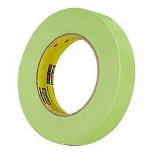 "1/2"" - 1 ROLL 3M 26332 Green Masking Tape 1 Roll ea"