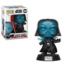 Star Wars Electrocuted Darth Vader Funko Pop Vinyl Bobblehead 288