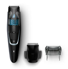 Beard Trimmer Vacuum Hair Catcher Philips Series 7000 Black