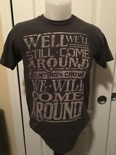 Counting Crows Shirt Size Small The Wallflowers Matchbox 20 Goo Goo Dolls