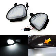 For VW GOLF 6 MK6 GTI Touran Side Rearview Mirror Ground Puddle Light Floor Lamp