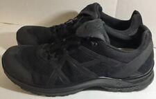 Haix Black Eagle Men's Athletic Shoe Size 11.5US Anti Static New No Box